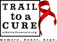 Trail to a Cure logo