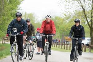 32-mile riders